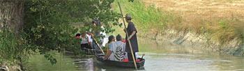 promenades en barques